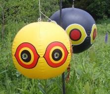 Scary Eye bird repellents